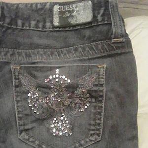 Guess foxy skinny leg jeans